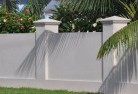 Abels Bay Barrier wall fencing 1