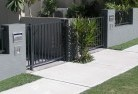 Abels Bay Boundary fencing aluminium 3old