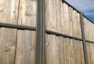 Abels Bay Lap and cap timber fencing 2