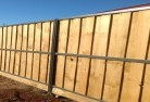 Abels Bay Lap and cap timber fencing 4