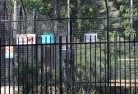 Abels Bay Security fencing 18