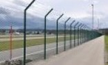 Alumitec Security fencing