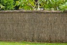Abels Bay Thatched fencing 4
